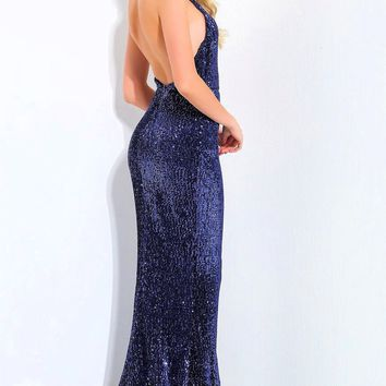 Loran Sequin Luxe Gown