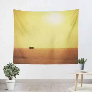 Country Minimalist Tapestry