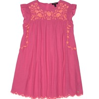 Azalea Embroidered Dress by Juicy Couture,