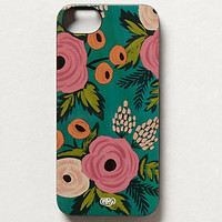 Spanish Rose iPhone 5 Case