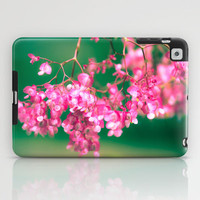 Pink Blossoms iPad Case by Ann B.