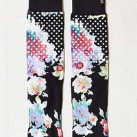 Stance Hatter Sock- Black One