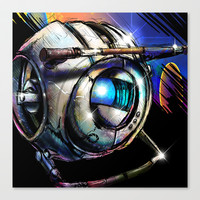 Wheatley Stretched Canvas by Vincent Vernacatola
