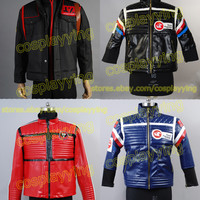 My Chemical Romance Danger Days Shirt Jacket Cosplay Costume Outfit Suit Attire