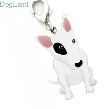 dog collar Doglemi Lovely Pets Dog Tag Disc Disk Pet ID Enamel Accessories Collar Necklace Pendant 906th