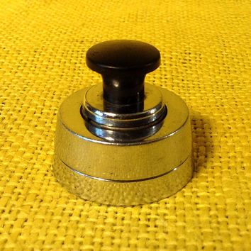 Vintage Jiggler Weight, Regulator, Rocker, Valve Relief for Pressure Cooker
