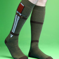Neff Concealed Knife Socks
