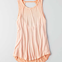 AEO SOFT & SEXY COWL BACK JEGGING TANK