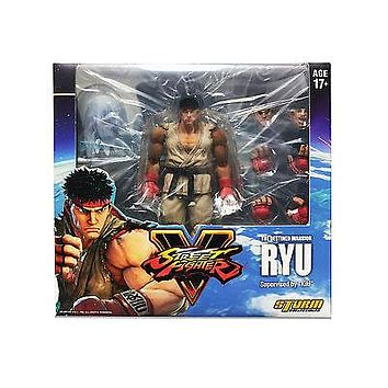 Storm Collectibles Street Fighter V Ryu 1:12 Scale Action Figure USA Seller NEW