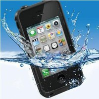 New Lifeproof Waterproof Shockproof and Dirtproof Case