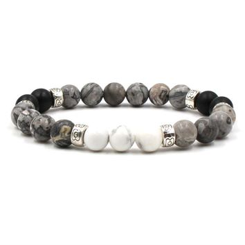 Shiny Great Deal Awesome Gift Stylish New Arrival Hot Sale Black Yoga Bracelet [276346175517]