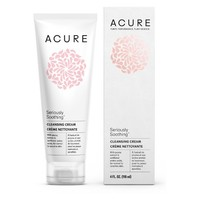 Acure Seriously Soothing Cleansing Cream 4- fl oz
