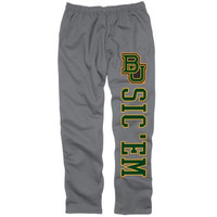 Baylor Bears Back Home Sweatpants – Charcoal