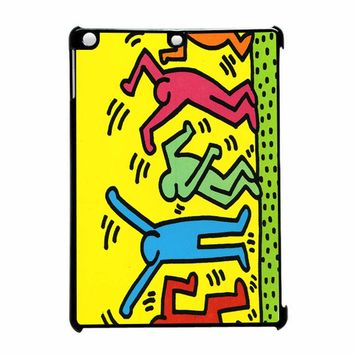 Keith Haring Pop Art Iphone Leaftunes iPad Air Case