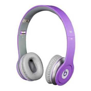 Amazon.com: Beats by Dr. Dre Just Beats Solo On-ear Headphones with ControlTalk: Electronics