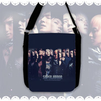 Super Junior little school bag / k-pop / korean music / SuJu