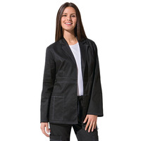 Gen Flex by Dickies Womens Junior Youtility Lab Coat
