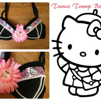 Hello Kitty Pearl Bra