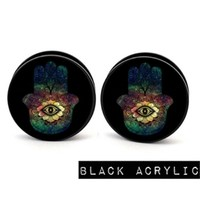 THIRD EYE Body Jewelry Plugs | Plug Club