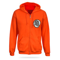 Dragon Ball Z Hoodie - Orange,