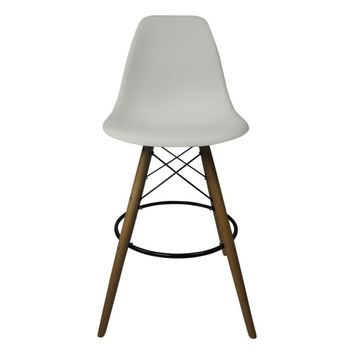 DSW Bar Eiffel Chair Stool - Reproduction