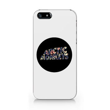 Arctic monkeys logo art  for iPhone case, iPhone 5 5S case, iPhone 4 4S case, Free shipping M-499