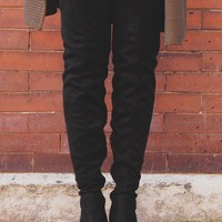Elixir Over the Knee Boots