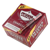 Swisher Sweets Cigarillos Price Per pack $.69 Sweet