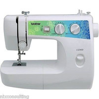 NEW Brother 20-Stitch LS2400 2 Stitch Sewing Machine 3 Needle Positions Sew Hems