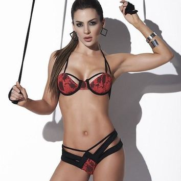 Truth or Dare Lace Lingerie Set