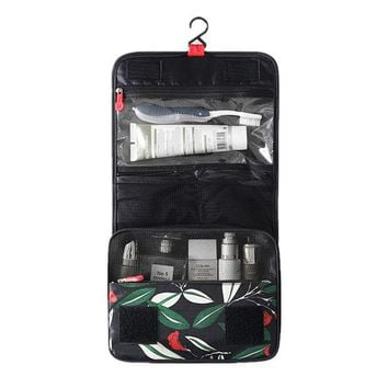 DCCKF4S Travel Excellent quality Hanger Toiletry Bag Large Capacity cosmetic organizer Multifunctional Hanging Wash Bag