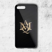 Luxury Alexander Mcqueen Fit Case For iPhone 6 6s 7 8 Plus X Samsung Cover