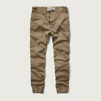 A&F Cargo Jogger Chinos