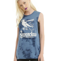 Harry Potter Ravenclaw Tie Dye Girls Muscle Top
