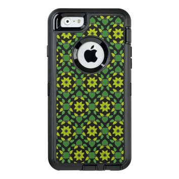 delicate floral leaves OtterBox iPhone 6/6s case