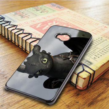 How To Train Your Dragon 2 Toothless Movie HTC One M7 Case