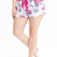 Old Navy Womens Floral Boxers