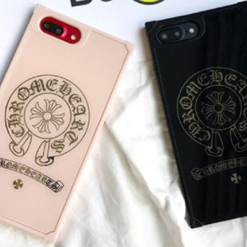 YSL print phone shell phone case for Iphone 6/6s/6p/7p/7