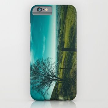 The Walk Home iPhone & iPod Case by Mixed Imagery