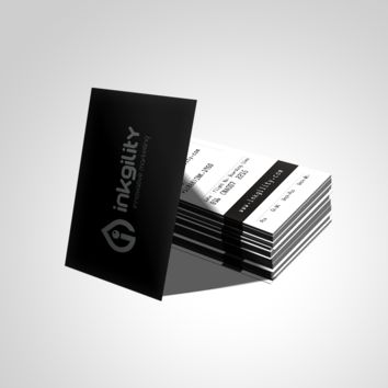 BOARDING PASS BUSINESS CARD