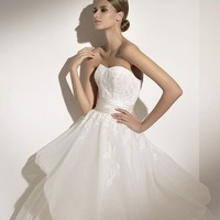 Cheap Pronovias Wedding Dresses - Style Madrigal - Only USD $356.80