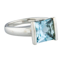 H. Stern Aquamarine Ring