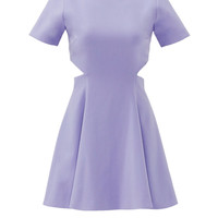 Elizabeth and James Lilac Leonie Dress