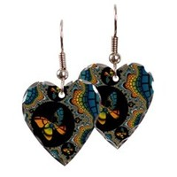 fractal cocoon Earring> New Section> Enchanted Treasures