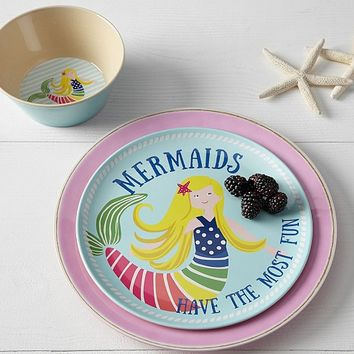 Eco Mermaid Plate