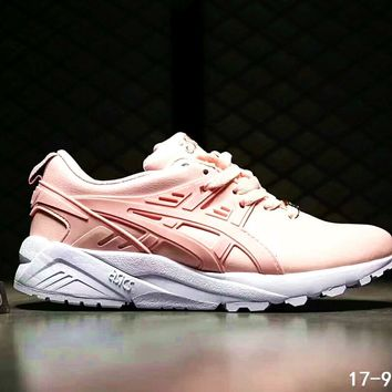 ASICS GEL-KAYANO TRAINER Women Men Running Sport Shoes Sneakers B-SSRS-CJZX Pink