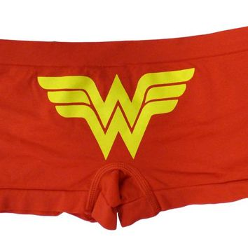 Wonder Woman Juniors Hot Pants