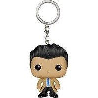 Funko Pocket Pop Keychain: Supernatural Castiel Action Figure