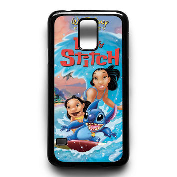 lilo and stitch disney classic Samsung Galaxy S4 Galaxy S5 Galaxy S6 Galaxy S6 Edge Galaxy S6 Edge Plus Galaxy S7|S7 Edge Case