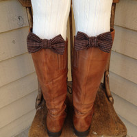 Boot Bows